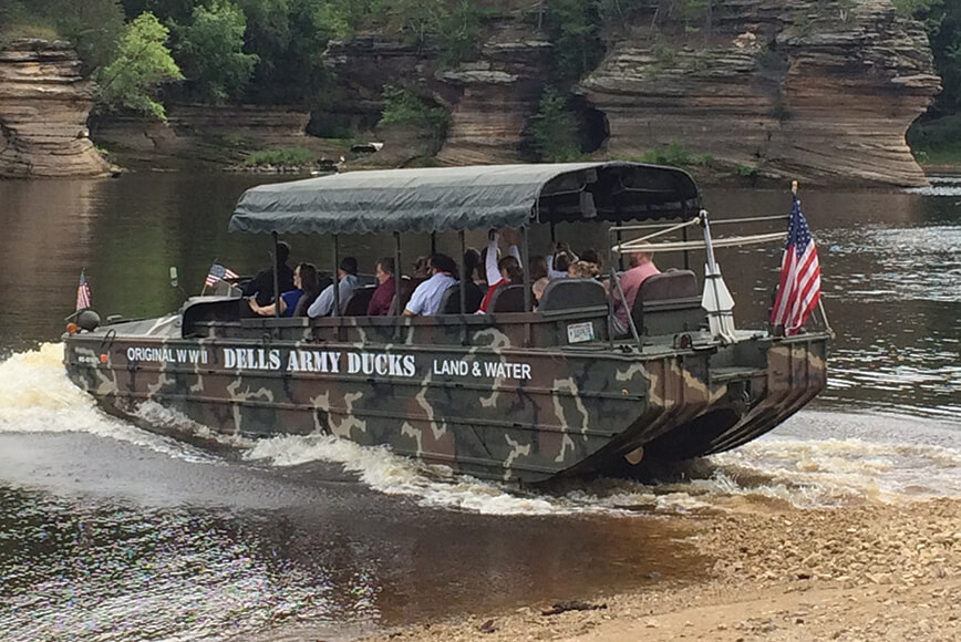 Army Duck Tour What