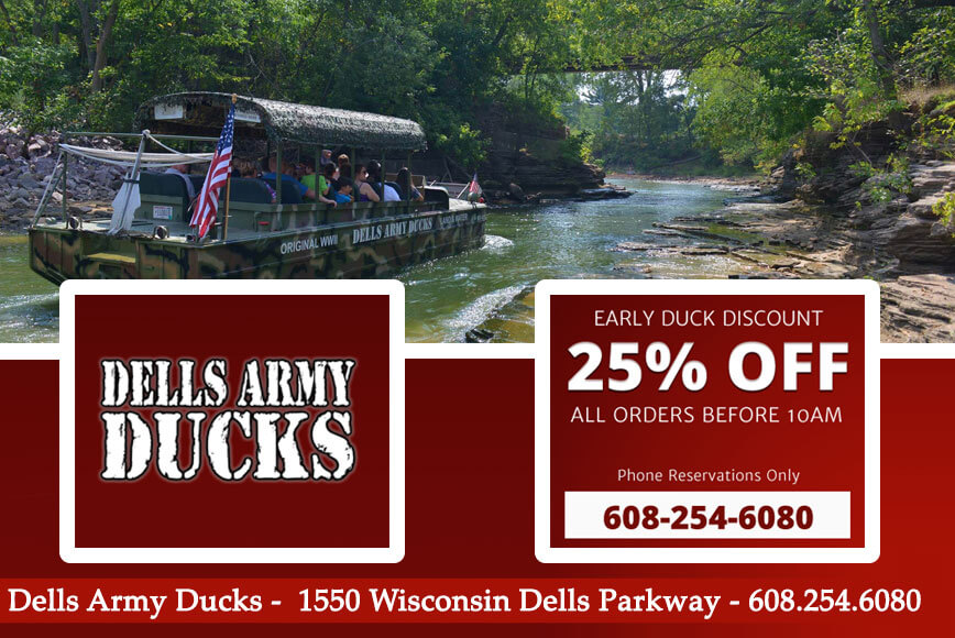 Ride the ducks seattle discount coupon
