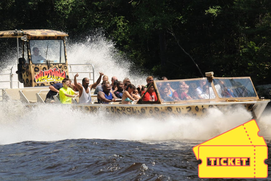 Where Can I Buy My Wildthing Jet Boat Tickets Dells